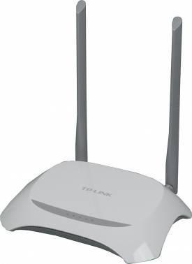 Беспроводной маршрутизатор TP-Link TL-WR840N белый