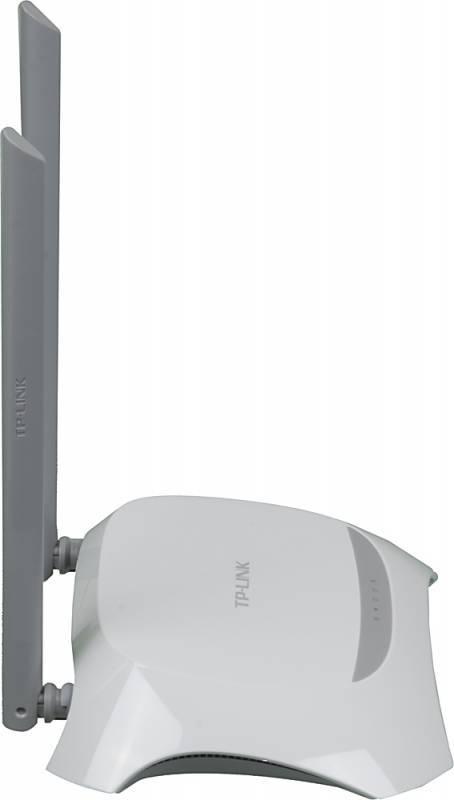 Беспроводной маршрутизатор TP-Link TL-WR840N белый - фото 3