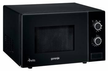 СВЧ-печь Gorenje MO21MGB черный