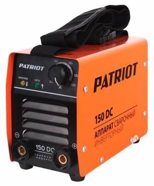 Сварочный аппарат Patriot 150DC MMA (605302514)