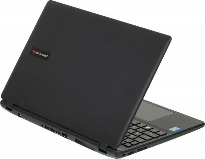 """Ноутбук 15.6"""" Acer Packard Bell EasyNote ENTG81BA-P1M7 черный - фото 2"""