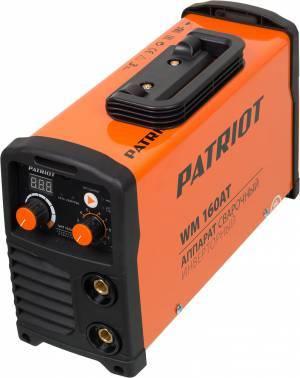 Сварочный аппарат Patriot WM 160AT (605302616)