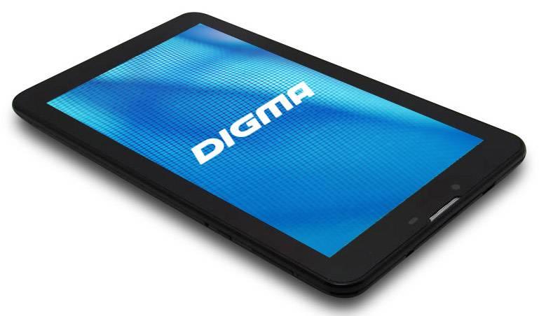 """Планшет 7"""" Digma Optima 7.08 3G 4ГБ темно-синий - фото 4"""