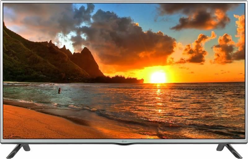 """Телевизор LED 49"""" LG 49LF551C серебристый/черный - фото 1"""