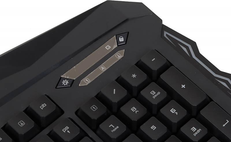 Клавиатура A4 Bloody B254 черный (B254) - фото 8