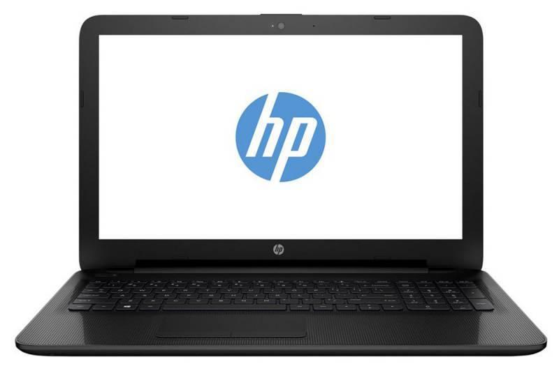 """Ноутбук 15.6"""" HP Pavilion 15-ac001ur черный - фото 2"""