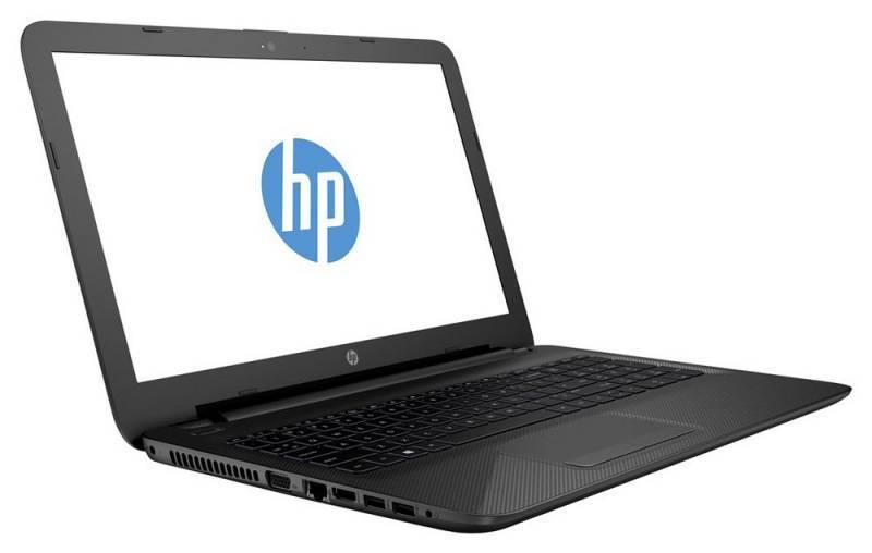"""Ноутбук 15.6"""" HP Pavilion 15-ac001ur черный - фото 3"""