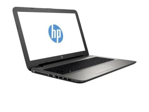 """Ноутбук 15.6"""" HP 15-ac011ur серебристый - фото 2"""