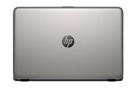 """Ноутбук 15.6"""" HP 15-ac011ur серебристый - фото 4"""