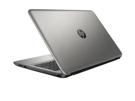 """Ноутбук 15.6"""" HP 15-ac011ur серебристый - фото 5"""