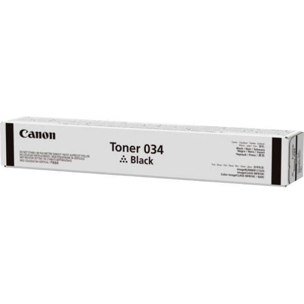 Тонер для копира Canon 034 черный (9454B001) - фото 1