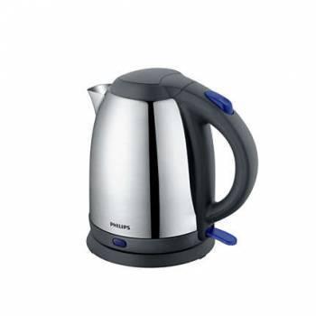 Чайник электрический Philips HD9306 серебристый/черный (HD9306/02)