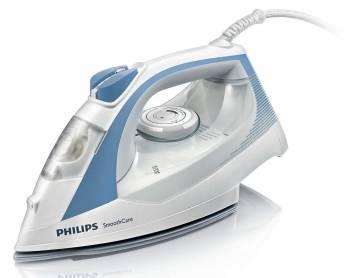 Утюг Philips GC3569 голубой / белый