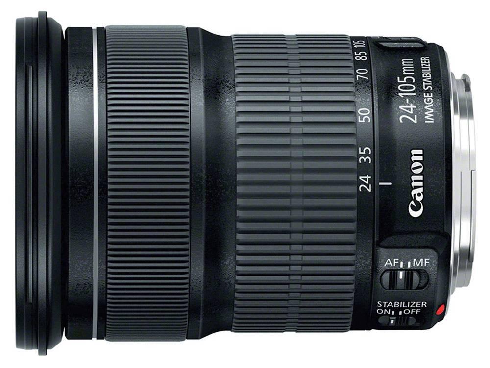Объектив Canon EF IS STM 24-105mm f/3.5-5.6 - фото 2