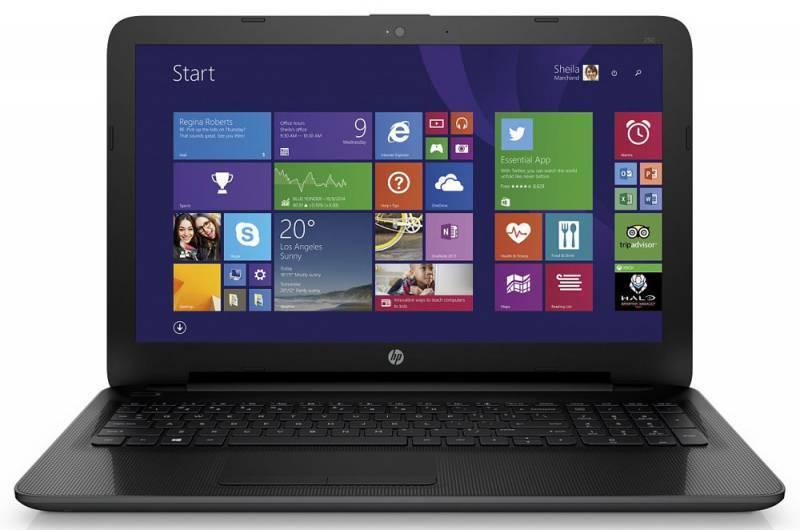 """Ноутбук 15.6"""" HP 255 G4 черный - фото 1"""