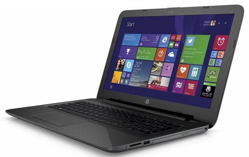"""Ноутбук 15.6"""" HP 255 G4 черный - фото 2"""