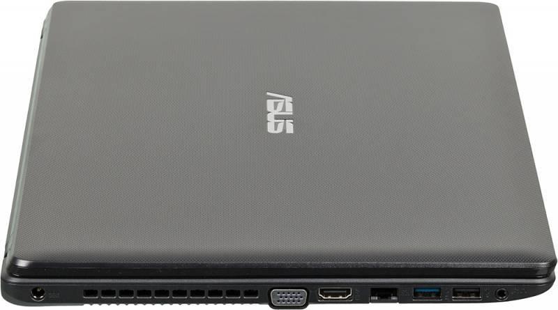 "Ноутбук ASUS X552MJ-SX012H  15.6"" 1366x768 Intel Celeron N2840 2.16ГГц 4096МБ DDR3L 500Гб DVD-RW nVidia GeForce 920M 1024МБ Windows 8.1 64-bit BT - фото 5"