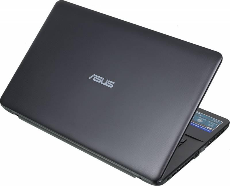 "Ноутбук 17.3"" Asus X751LJ-TY117H черный - фото 2"