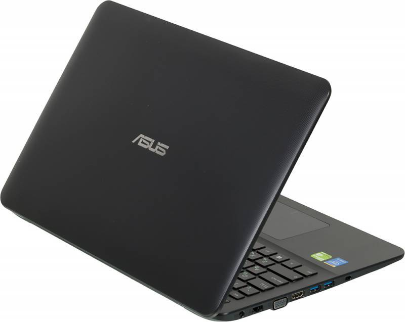 """Ноутбук 15.6"""" Asus X554LJ-XO518H (90NB08I8-M06800) черный - фото 2"""