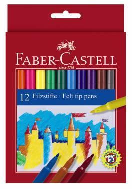 Фломастеры Faber-Castell 554212