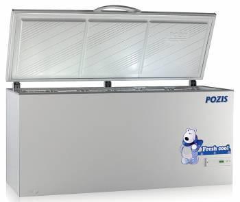 Морозильный ларь Pozis FH-258-1 белый (124CV)