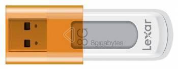 Флеш диск 8Gb Lexar JumpDrive S50 USB2.0 белый