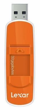 Флеш диск 32Gb Lexar JumpDrive S70 USB2.0 оранжевый