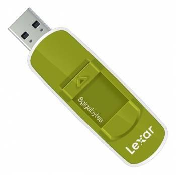 Флеш диск 8Gb Lexar JumpDrive S70 USB2.0 салатовый