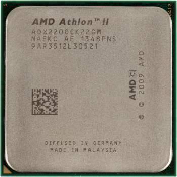 ��������� Socket-AM3 AMD Athlon II X2 220 OEM