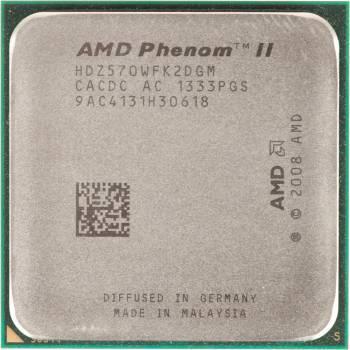 ��������� Socket-AM3 AMD Phenom II X2 570 OEM