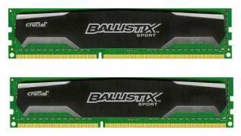 ������ ������ DIMM DDR3 2x4Gb Crucial BLS2C4G3D169DS1J
