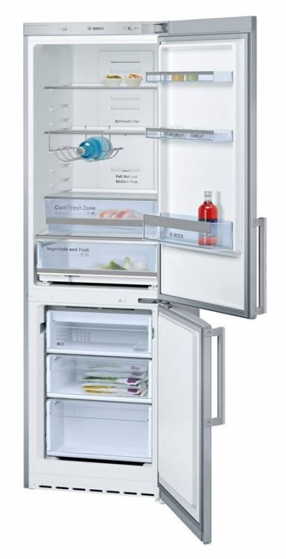Холодильник Bosch KGN36XL14R серебристый - фото 2