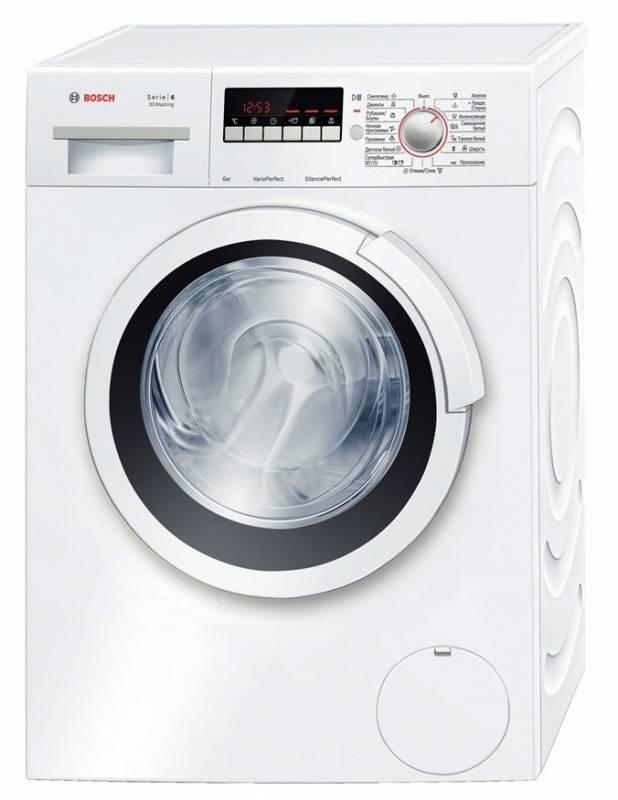 Стиральная машина Bosch WLK20264OE  белый - фото 1