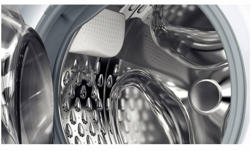 Стиральная машина Bosch WLK20264OE  белый - фото 3