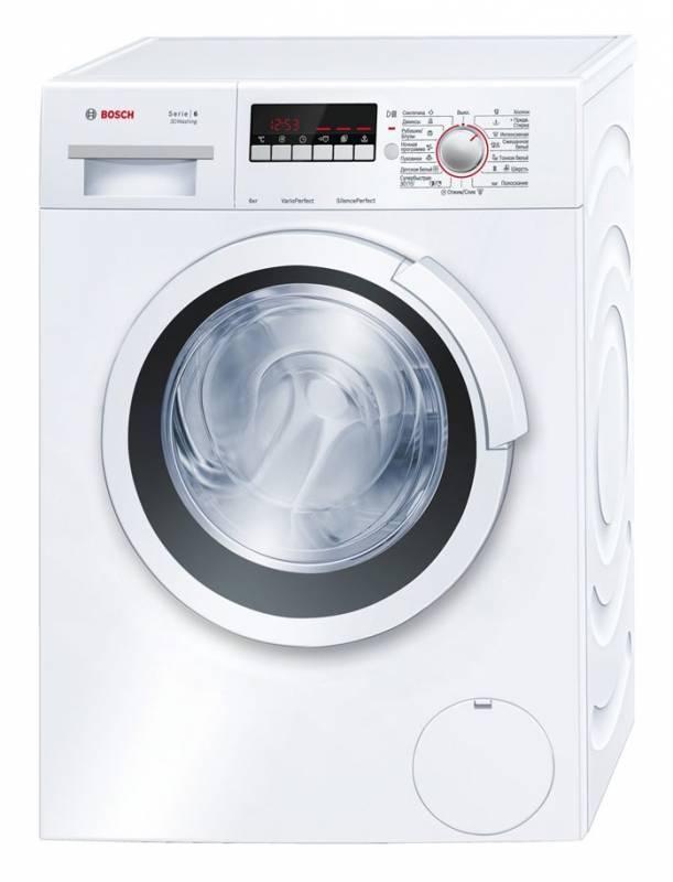 Стиральная машина Bosch WLK24264OE белый - фото 1