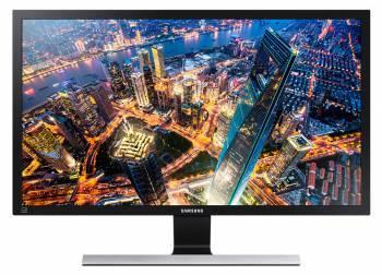 Монитор 23.5 Samsung U24E590D черный
