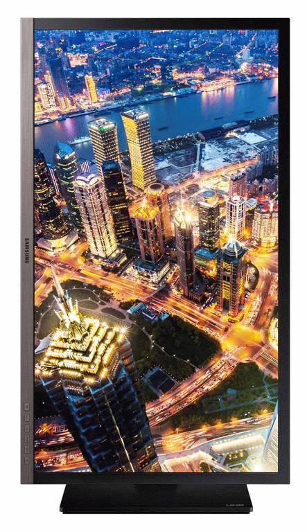 """Монитор 23.5"""" Samsung U24E850R черный - фото 2"""