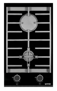 Газовая варочная поверхность Gorenje GC341UC черный