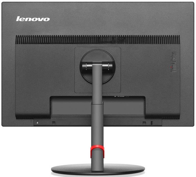 """Монитор ЖК Lenovo ThinkVision T2254p  22"""" (55.9см) 1680x1050 16:10 матовая 60Гц HD READY (720p) черный - фото 4"""