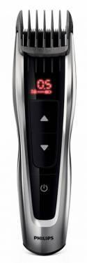 Машинка для стрижки Philips HC7460/15 черный/серебристый