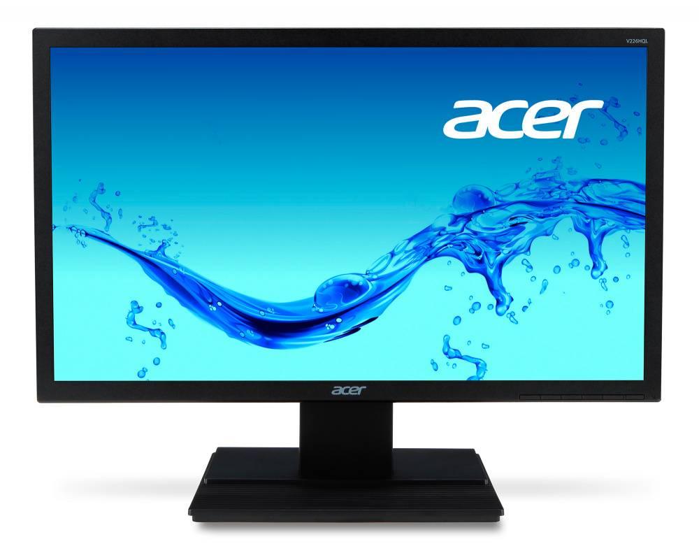 """Монитор 21.5"""" Acer V226HQLB черный (UM.WV6EE.002) - фото 1"""