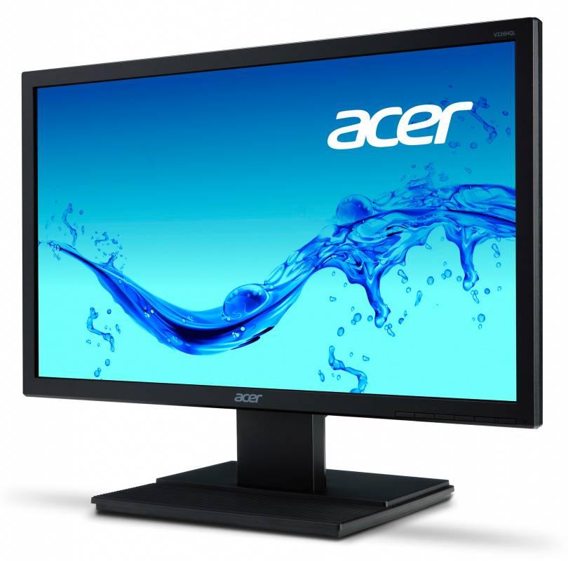 """Монитор 21.5"""" Acer V226HQLB черный (UM.WV6EE.002) - фото 2"""