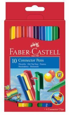Фломастеры Faber-Castell Eberhard Faber 10цв. (155510)