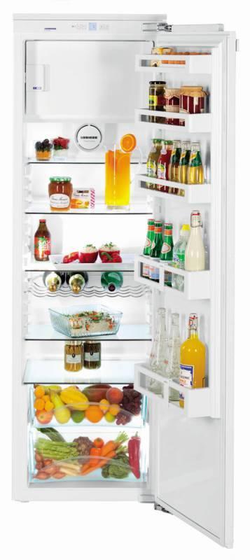 Холодильник Liebherr IK 3514 белый - фото 1