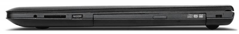 """Ноутбук 15.6"""" Lenovo IdeaPad G5045 черный - фото 6"""