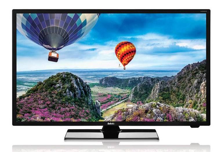 """Телевизор LED 40"""" BBK Indigo 40LEM-1005/FT2C черный - фото 1"""