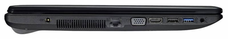 "Ноутбук 17.3"" Asus X751MJ-TY003H черный - фото 5"