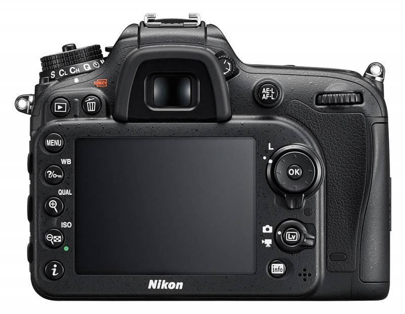 Фотоаппарат Nikon D7200 черный, 1 объектив 18-140mm f/3.5-5.6G VR - фото 2