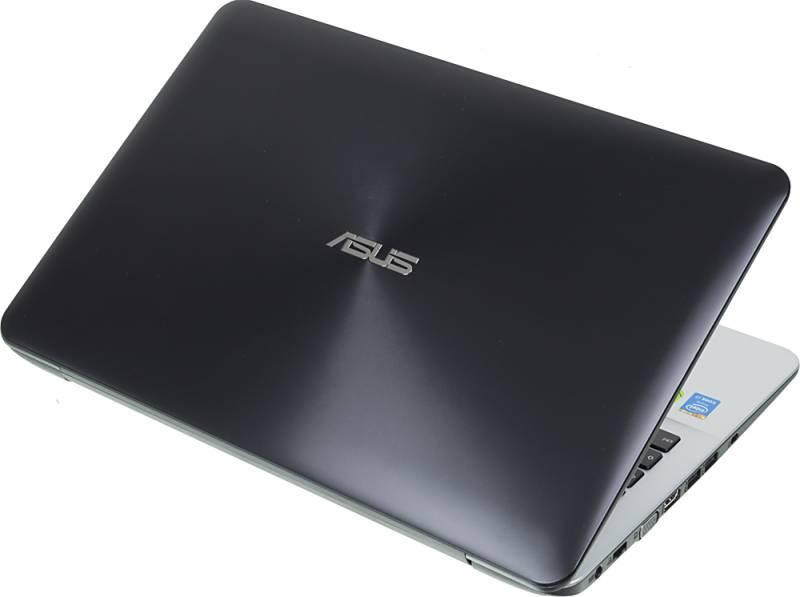 """Ноутбук 15.6"""" Asus X555LF-XO075H черный - фото 2"""