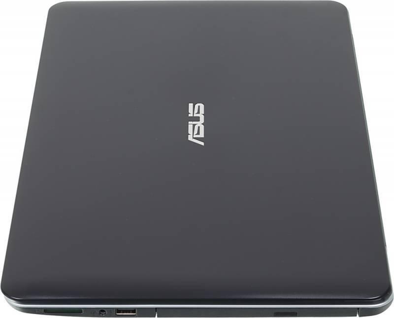 """Ноутбук 15.6"""" Asus X555LF-XO075H черный - фото 4"""